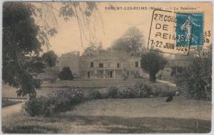 59969  -  FRANCE - POSTAL HISTORY: POSTCARD with nice postmark  - SHOOTING 1924