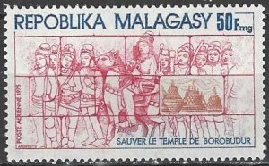 Malagasy  C144  MNH  UNESCO