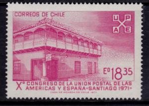 Chile 411 MNH - Michel 764 - UPAE - 1971
