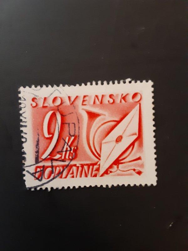 +Slovakia #J34                Used