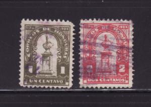 Honduras 211-212 U Dionisio de Herrera, Politician