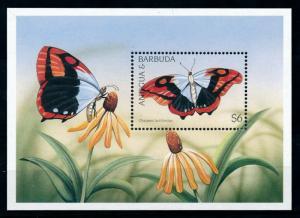 [98776] Antigua & Barbuda 1997 Insects Butterflies Souvenir Sheet MNH