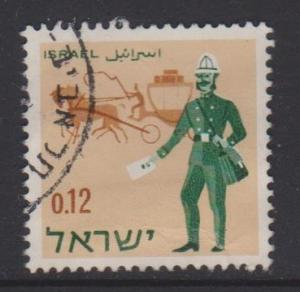 Israel Sc#329 Used