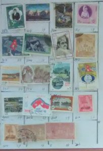 12 Stamps from Nepal for $1.00 (Sell or trade)(nep-2)