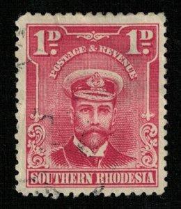 Southern Rhodesia 1d Great Britain (TS-434)