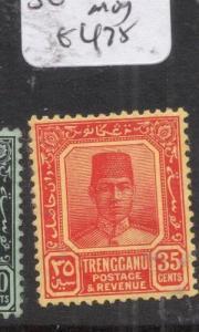 Malaya Trengganu SG 40 MOG (3dkz)