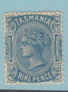 TASMANIA 98 MINT HINGED OG * NO FAULTS VERY FINE!