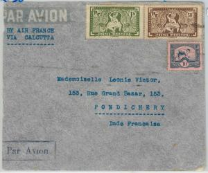 63284 - INDOCHINE Indochina - POSTAL HISTORY - COVER 1949 -  GASTRONOMY Rice
