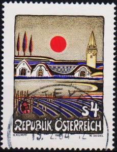 Austria. 1983 4s S.G.1979 Fine Used