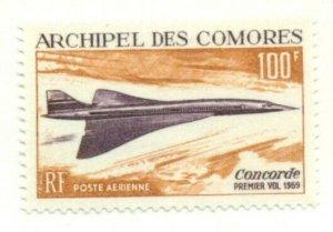 COMORO ISLAND #C29, Mint Hinged, Scott $14.40