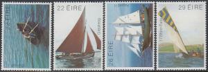 Ireland 529-32 MNH - Currach