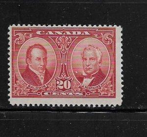 Canada 148 H 1927 Robert Baldwin and Sir Louis Hypolyte Lafontaine