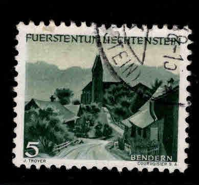 LIECHTENSTEIN Scott 199 Used stamp