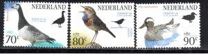 Netherlands Scott # B677 - B679, mint nh