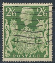 Great Britain  SG 476 SC# 249A Used   see details   and scans