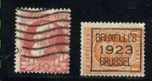 Belgium #85,144   used   PD