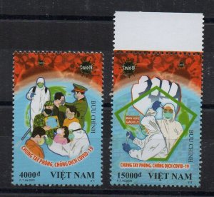 VIETNAM - 2020 - FIGHT AGAINST THE COVID - MEDICAL -