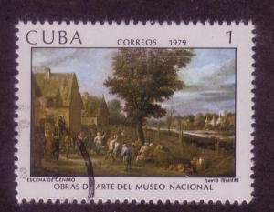 Cuba Sc. # 2233 CTO