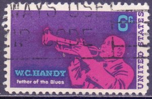 United States. 1969. 962. Musician. USED.
