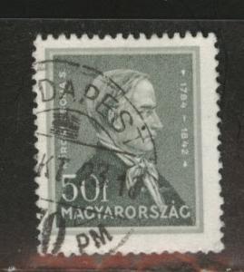 Hungary Scott 478 Used stamp