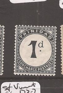 Trinidad Postage Due SG D1 MOG (2axz)