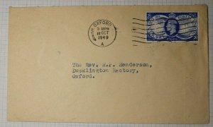 GB 1949 UPU Oxford Sc# 276 Sg#489
