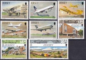 Jersey #418-25 MNH CV $5.30  (Z3877)