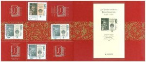 SLOVAKIA/2016, Set of Joint Issues - with Czech Rep., Hungary and Poland, MNH