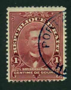 Haiti 1912 #166 U SCV(2018)=$0.40