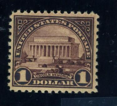 571 MINT F-VF OG NH Cat$80
