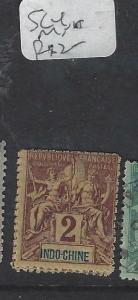 FRENCH INDOCHINA (P0501B)  SC  4   MNH