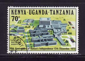 Kenya, Uganda, Tanzania 277 U Buildings (A)
