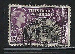 TRINIDAD &TOBAGO 79 VFU Y798-3