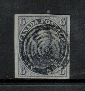 Canada #2b Very Fine Used **With Certificate**