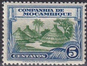 Mozambique Company #176 F-VF Unused  (SU8148)