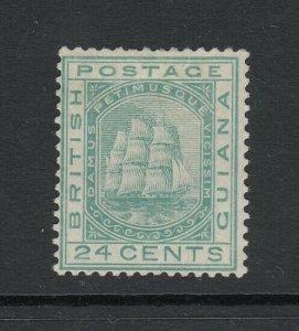 British Guiana, Sc 78 (SG 132), MHR