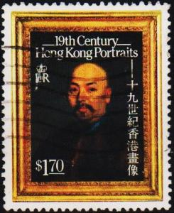 Hong Kong. 1986 $1.70 S.G.527 Fine Used