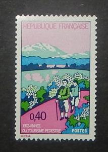 France 1349. 1972 Tourism, Hiking, NH