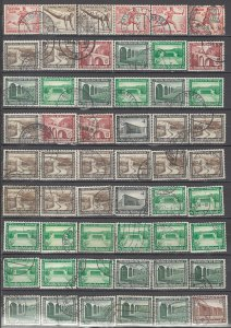 COLLECTION LOT OF #1175 GERMANY  51 SEMI POSTAL STAMPS  1936+ CLEARANCE CV+$22