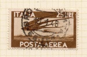 Italy 1945-46 Early Issue Fine Used 25L. 291768