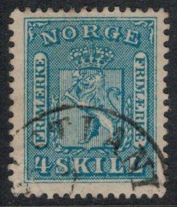 Norway #8  CV $18.00