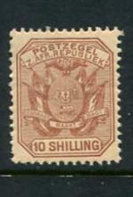 Transvaal #161 Mint