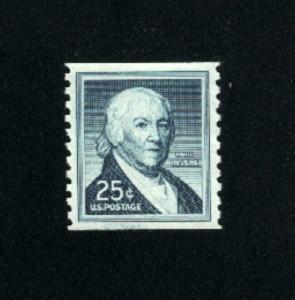 USA #1048  1  used 1954-1968 PD .08