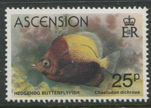 Ascension - Scott 264 - General Issue -1980 - MNH - Single 25c Stamp