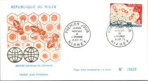 Niger, Worldwide First Day Cover