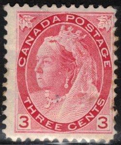 Canada Scott #78 MH