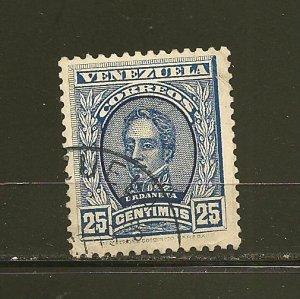 Venezuela 253  Used