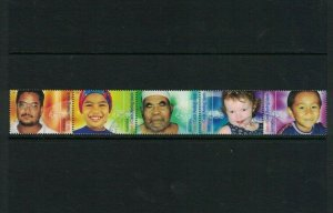 CK126) Cocos Keeling Islands 2000 Faces of Cocos CTO/Used