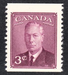Canada Scott 286as  F+  mint OG NH.
