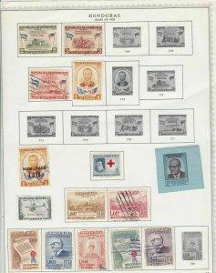 Honduras Stamps Ref 14572